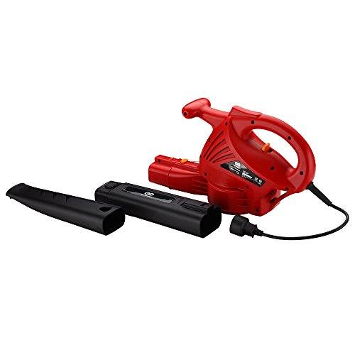 Corded Electric Leaf Blower : Leaf blower best partner electric blowers speed corded