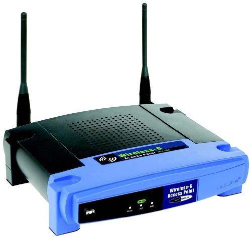 Cisco-Linksys WAP54G Wireless-G Access Point by Linksys