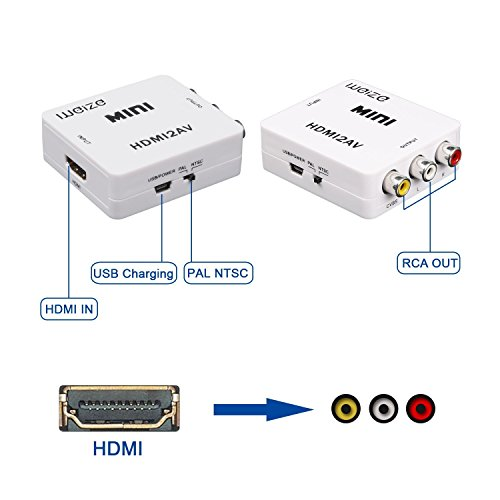 Weize Composite Converter Connect Blu Ray product image