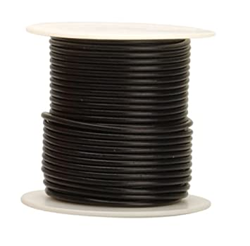 Coleman Cable 18-100-11 Primary Wire, 18-Gauge 100-Feet Bulk Spool ...