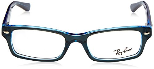0Ry1530 Ray Blue para de Gafas Ban Fluo Monturas Blue Niños Top Azul On rzzZ5x