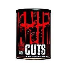 (Gymstock) Universal Nutrition Animal Cuts - 42 Packs ( Dieta, Quemador Grasa, Pérdida de Peso)