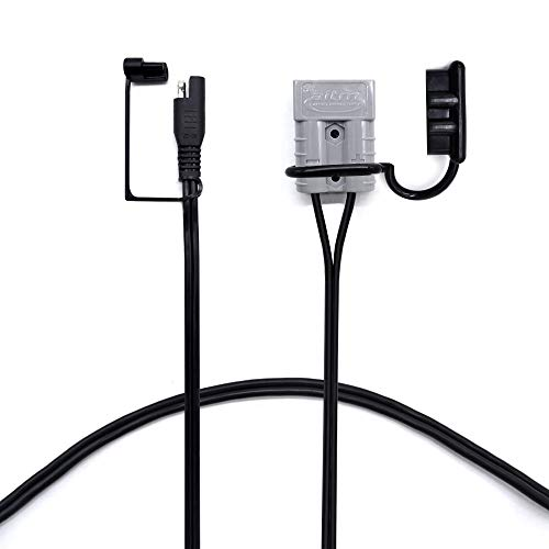 ACOPOWER Anderson Connector to Pre-Wired RV, SAE Adapter Review