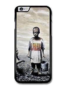 "AMAF ? Accessories Banksy Mondays Street Art case for iPhone 6 Plus (5.5"")"