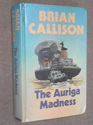 book cover of The Auriga Madness