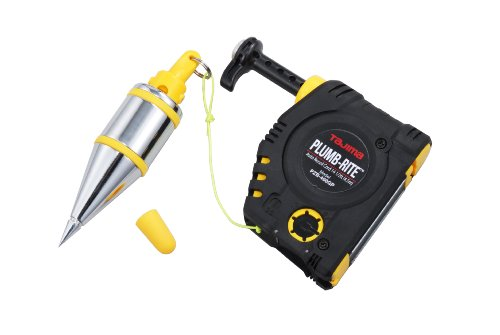 Tajima PZB-400GP Plumb-Rite 14-Ounce Bob Setter with Steel Reinforced Pin Striker