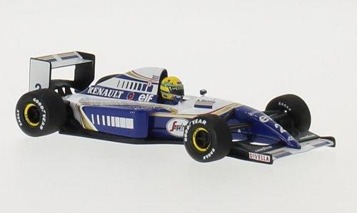 Williams Renault FW 16, No.2, 1994, Modellauto, Fertigmodell, Minichamps 1:43