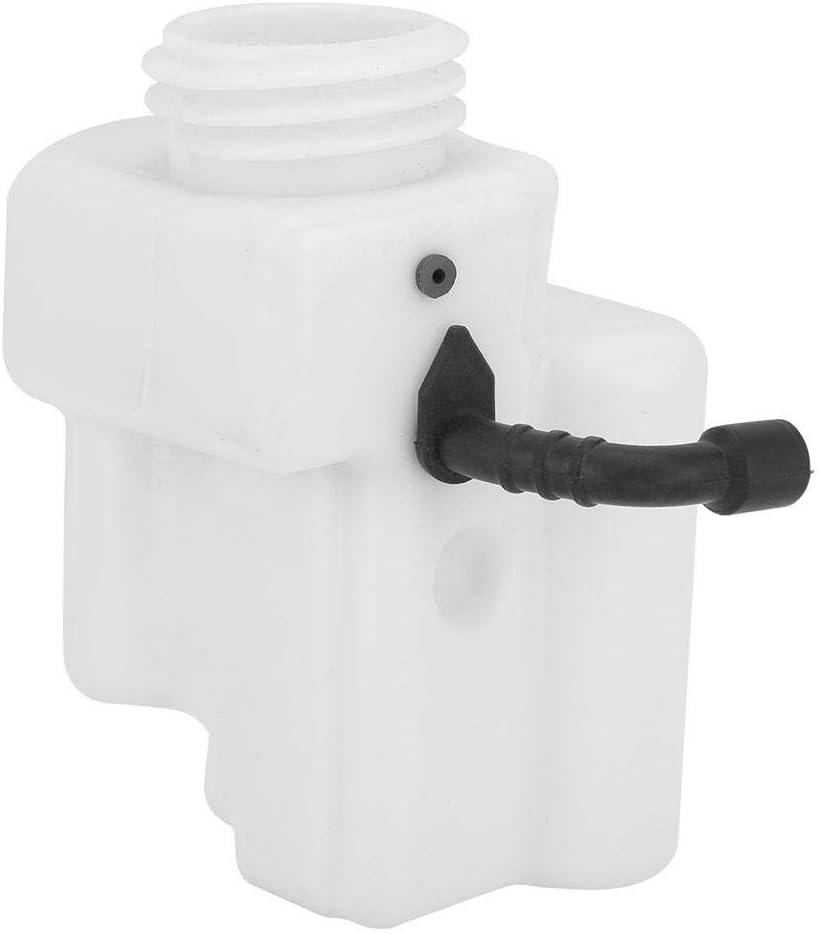 TOPINCN Cortacésped Depósito Combustible Depósito Aceite con Filtro Tubo Accesorio Reemplazo Accesorio para STIHL 018 ms180 Cortacésped