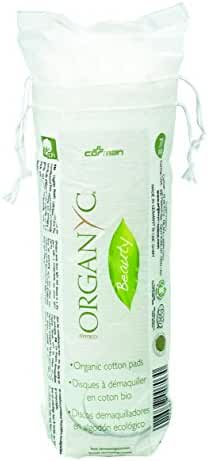 Organyc Certified Cotton Rounds for Baby Care, 70 Count