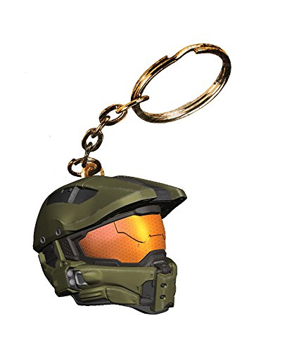 Halo The Master Chief Keychain - Not Machine Specific (Halo The Masterchief)