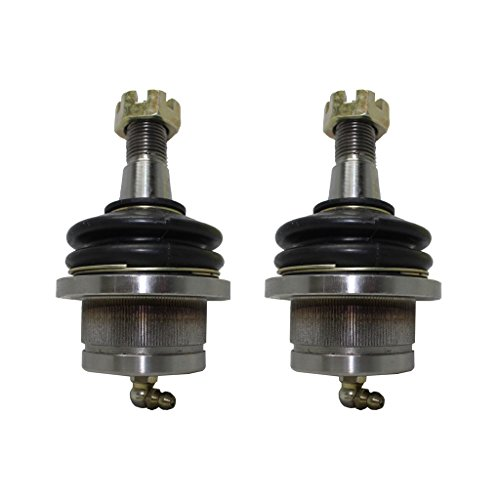 Detroit Axle - Both (2) Brand New Driver & Passenger Side Front Lower Ball Joint 10-Year (150 Ball Joint)