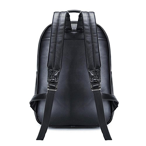 Lh&Fh PU-Rucksack 3D Eule Computer Tasche Neutral Männer und Frauen Tasche gold iDDdr22XhL