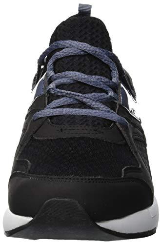 Corvo Donna Diadora 80008 nero Run Wn T3ch Nero Sneaker rRWTq0nR