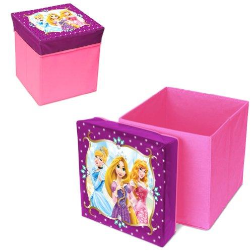 Disney Princess Storage Stool