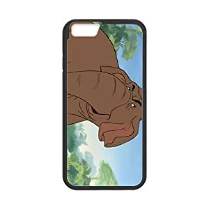 iphone6 4.7 inch Phone Case Black The Jungle Book Winifred the Elephant BX4230952