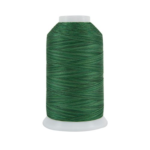 Superior Threads 121029XX989 Malachite 3-Ply 40W King TUT Cotton Quilting Thread, 2000 yd
