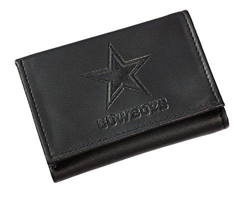 Team Sports America NFL Dallas Cowboys Tri-Fold Wallet, -