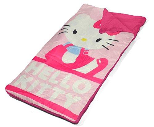 SANRIO Hello Kitty Slumber Bag with Bonus Hamper