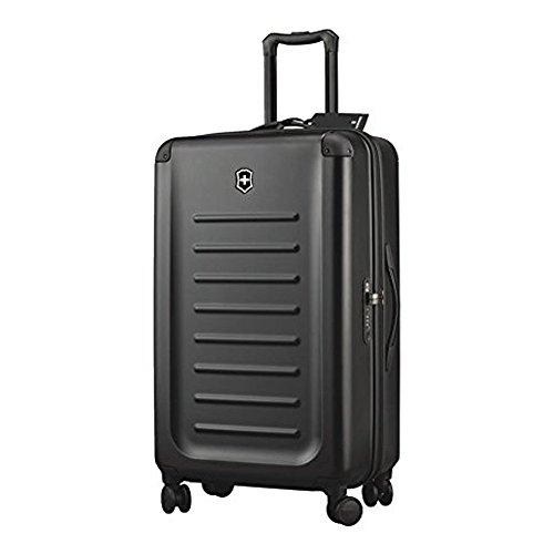 "Victorinox Spectra 2.0 29 29.7""/75 CM 8-Wheel Travel Case (Black)"