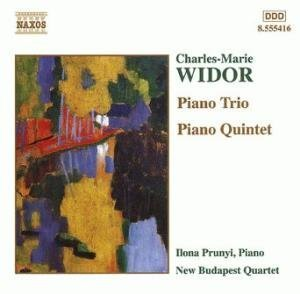 Widor: Piano Trio & Piano Quintet