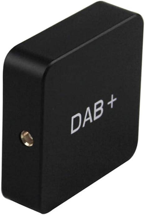 Caja de Radio Digital Dab + con Kit de Antena amplificada con ...