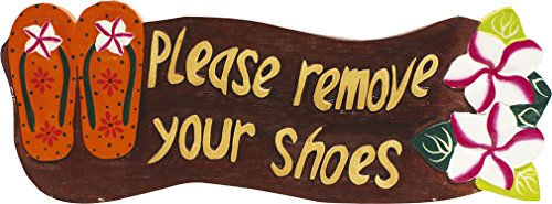 remove shoes sign hawaii - 9