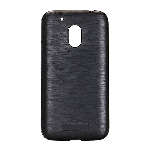 Anti-Fall Armor Phone Case for Moto G4 Play(Black) - 5