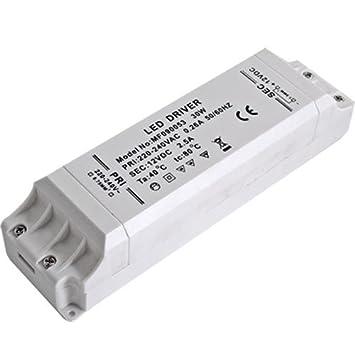 TRANSFORMADOR SMD LED DRIVER MR16 MR11 12V 30W BOMBILLA: Amazon.es: Electrónica