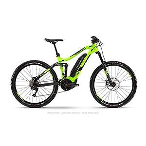 HAIBIKE Sduro FullSeven LT 4.0 Bicicletta elettrica Pedelec 500 Wh Shimano Deore 20 Marce, Misura L