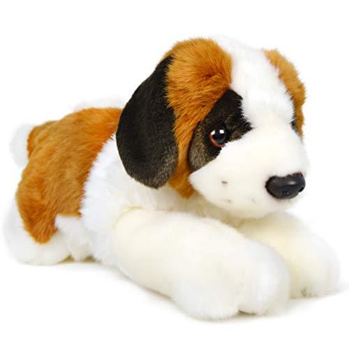 VIAHART Bernadette The Saint Bernard   15 Inch Stuffed Animal Plush   by Tiger Tale Toys