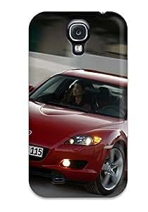 New Mazda Rx 25 Case Cover, Anti-scratch LatonyaSBlack Phone Case For Galaxy S4