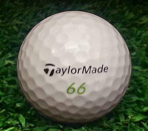 TaylorMade Rocketballz Golf Balls 12 Pack