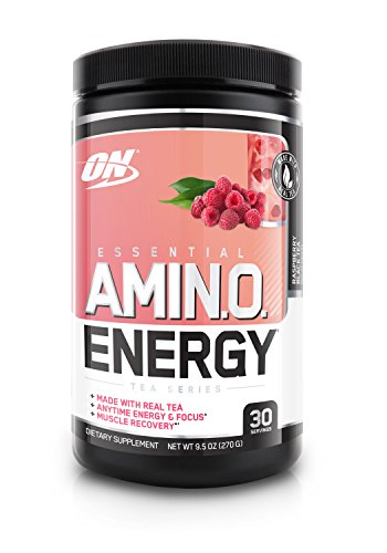 Optimum Nutrition Raspberry Preworkout Essential
