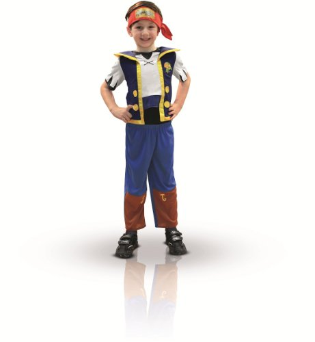 2-3 Years Boys Jake And The Never Land Pirates Costume