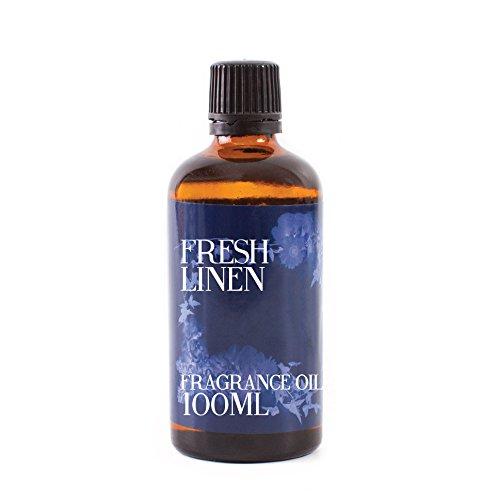 Fresh Linen Fragrance Oil - Mystic Moments | Fresh Linen Fragrance Oil - 100ml
