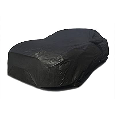 Xtrashield Custom Fit 2005-2014 Ford Mustang Car Cover Black Covers: Automotive