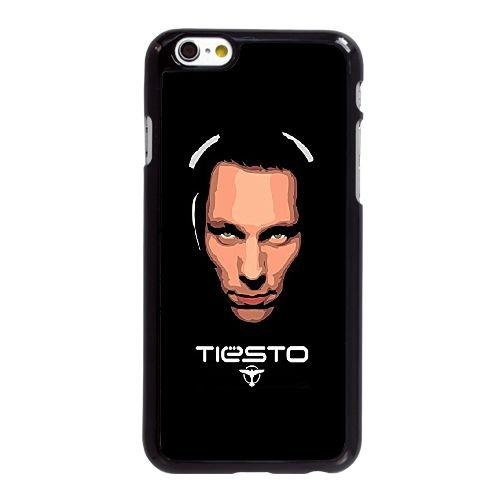 Dj Tiesto RN07DK8 coque iPhone 6 6S plus 5.5 Inch cas de téléphone portable coque L1LP6D4BJ