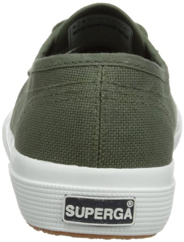 Vert Classic 2750 Adulte green Mixte 102 Baskets Superga Sherwood Cotu w1SHwA