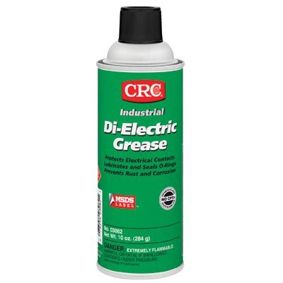 Di-Electric Grease - 16 oz. di-electric greas [Set of 12] by CRC