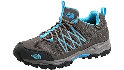 The North Face Alteo GTX Damen Wander Trekkingschuhe Schwarz