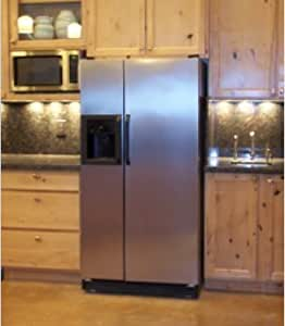 Dishwasher refrigerator satin stainless steel Classic home appliance films