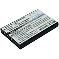 VINTRONS Battery fit to Optoma Z60, PK102 Pico Pocket Projector, PK101 Pico Pocket Projector, BB-LIO37B