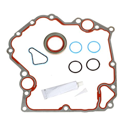 For 99-09 Dodge Jeep Mitsubishi 3.7L 4.7L Timing Cover Gasket Kit OE Repl