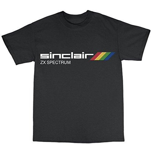 Sinclair ZX Spectrum T-Shirt Cotton Black