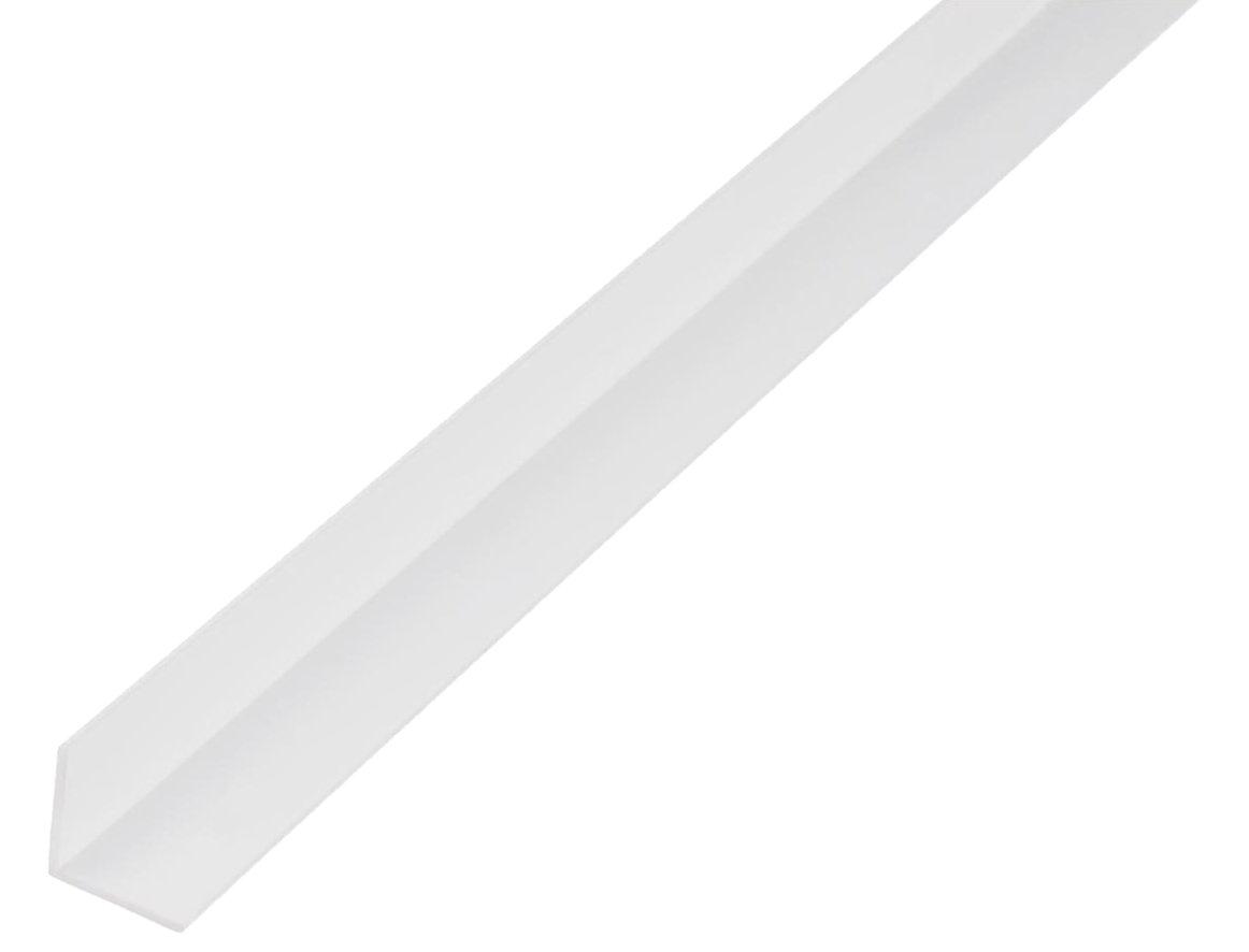 GAH Alberts 479275 Corni/ère Blanc 1000 x 40 x 10 mm
