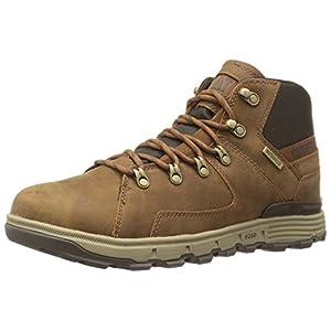 Caterpillar Men's Stiction Hiker Hiking Boot, Brown Sugar, 8 D US