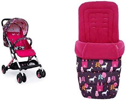 to 25kg New Cosatto woosh 2 stroller Unicorn Land with raincover /& bumper bar 0