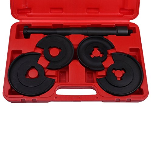 M2 Outlet Mercedes Benz MBZ 5 piece coil spring compressor tool by M2 Outlet (Image #1)