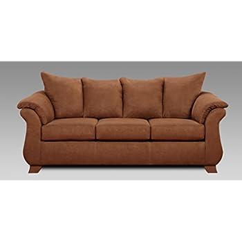 Amazon Com Roundhill Furniture Aruba Microfiber Pillow
