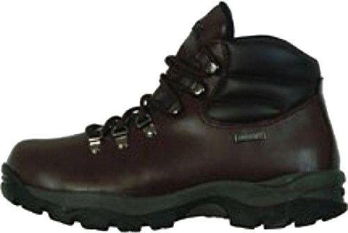 Hi-Tec Eurotrek superior al aire libre impermeable senderismo botas de senderismo zapatos de senderismo, 10